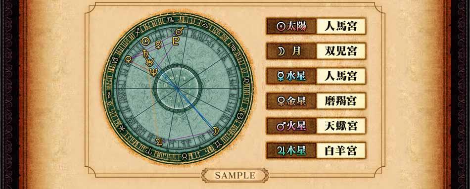 フォロー・チャート 〜Follow Chart〜 SAMPLE