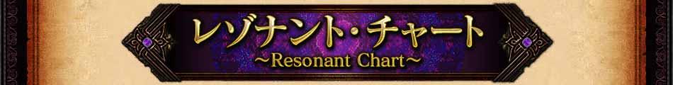 レゾナント・チャート 〜Resonant Chart〜